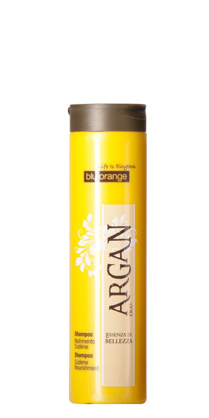 shampoo olio argan