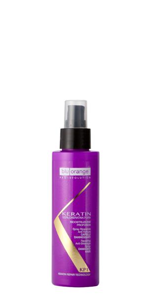 spray capelli keratina