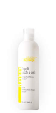 Shampoo nutri-vitaminico