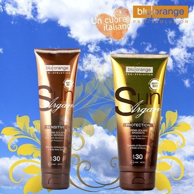 sun argan sensitive e protection