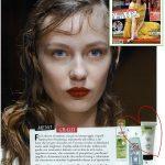 Balsamo Dermo-Equilibrante per purificare i capelli misti e grassi