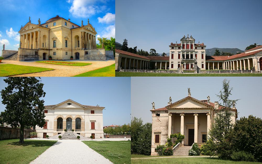 Tour ville Palladio Vicenza