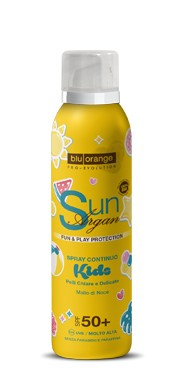 Fun&Play Spray Continuo Kids SPF 50+